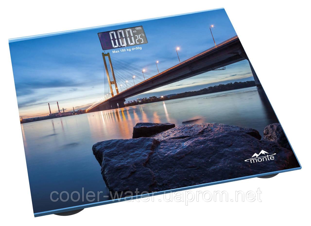 Ваги підлогові MT-6012-2 Міст