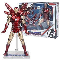 """""""Фігурка Залізна Людина MK 85, """"""""Фінал"""""""" 18 см - Marvel Iron Man Mk 85, Avengers Endgame,"""