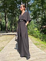 Женское платье свободного кроя, фото 2
