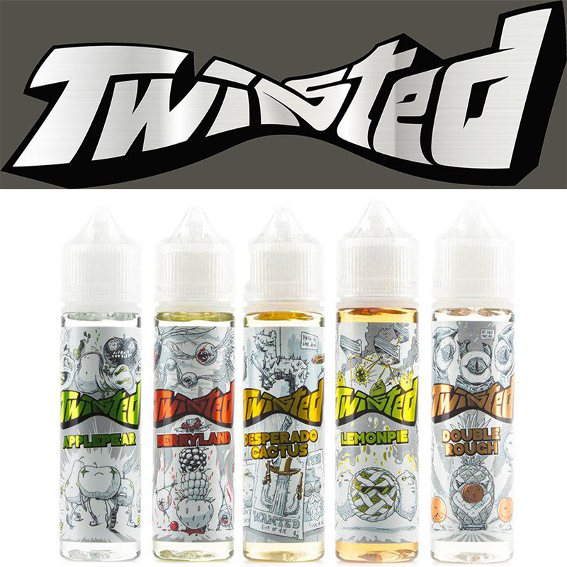 Жидкость TWISTED | Lemonepie