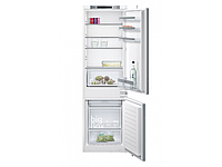 Встроенный холодильник с морозильной камерой Siemens KI86NVS30S