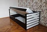 """Дитяче ліжко з підйомним механізмом  """"Телесик"""", фото 6"""