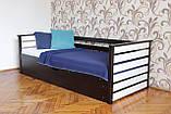 """Дитяче ліжко з підйомним механізмом  """"Телесик"""", фото 2"""
