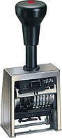 Нумератор REINER 6-ти разрядный (металл. корпус)