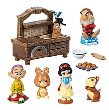 Игровой набор Белоснежка Disney Animators' Collection Littles Snow White Mini Set