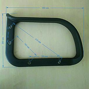 Подлокотник YA2203 (пара), фото 2