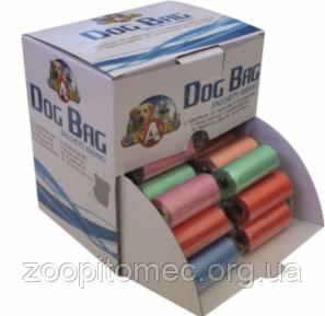 Пакеты для уборки за собакой CROCI 1 рулон (20 пакетов)