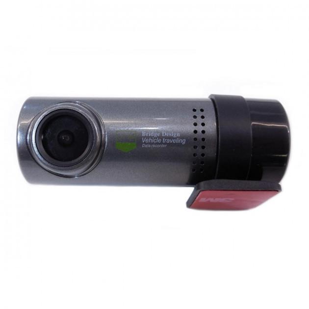 DVR Видеорегистратор для авто компактный с креплением 3 мп 1280х720 wifi 6744