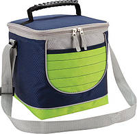Термосумка 6л 22х14х20см сумка холодильник Time Eco 3006