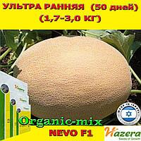 Дыня НЕВО F1 / NEVO F1 ультра ранняя, 5000 семян ТМ Hazera (Израиль)