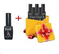 Набор из 5 гель лаков Kodi 8 мл + 1 в подарок