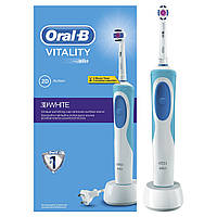 Електрична зубна щітка Braun Oral-B Vitality 3D White