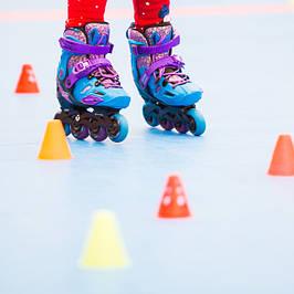 Спорт товари ролики,скейти,самокати та інше.