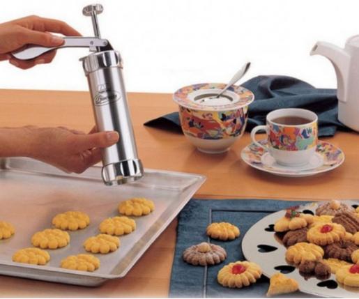 Кондитерский шприц пресс для печенья BISCUITS А70, фото 2