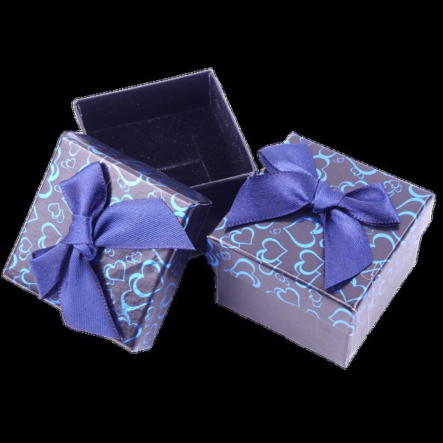 Картинка Коробочка подарочная box1-4 Черный