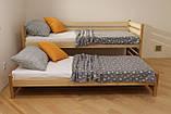 """Односпальне ліжко з дод. висувним сп.місцем """"Сімба, фото 7"""