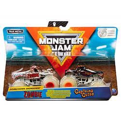 Monster Jam Zombie Набор машинок Jam Zombie Madness