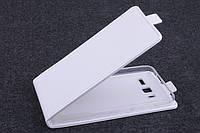 Чехол флип для Lenovo A916 белый