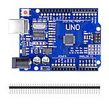 Плата Arduino Uno R3 CH340, фото 2