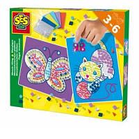 Набор для творчества - ФАНТАЗИЯ , Незасыхающая масса для лепки, масса для лепки, пластилин, игровой набор, детский игровой набор, детский пластилин,
