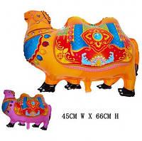 Фольгована кулька велика фігура Верблюд Китай
