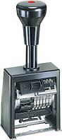 Нумератор REINER 6-ти разрядный (пластик. корпус)