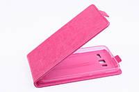 Чохол для фліп Lenovo A916 рожевий, фото 1