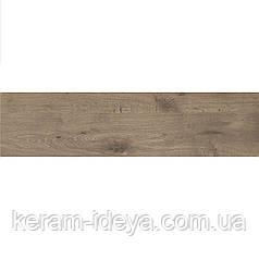 Плитка универсальная Golden Tile Alpina Wood 15х60 коричневый 897920