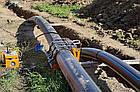 Стыковая сварочная машина BASIC 355 для сварки труб 125 - 355 мм, фото 3