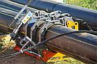 Стыковая сварочная машина BASIC 355 для сварки труб 125 - 355 мм, фото 4