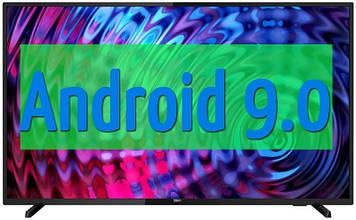 """Full HD телевізор 42"""" SmartTV (Android 9.0) T2 + USB + HDMI"""