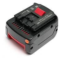 Аккумулятор PowerPlant для шуруповертов и электроинструментов BOSCH GD-BOS-14.4(B) 14.4V 4Ah Li-Ion