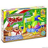 """Набор  Тесто для лепки 7346 """"Італійська кухня"""" (12) FUN GAME(игр7), фото 2"""