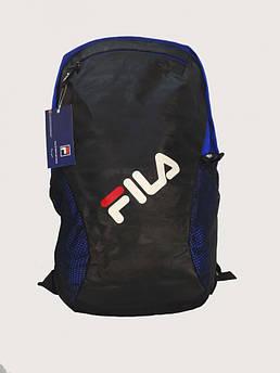 Рюкзак FILA синий-черный