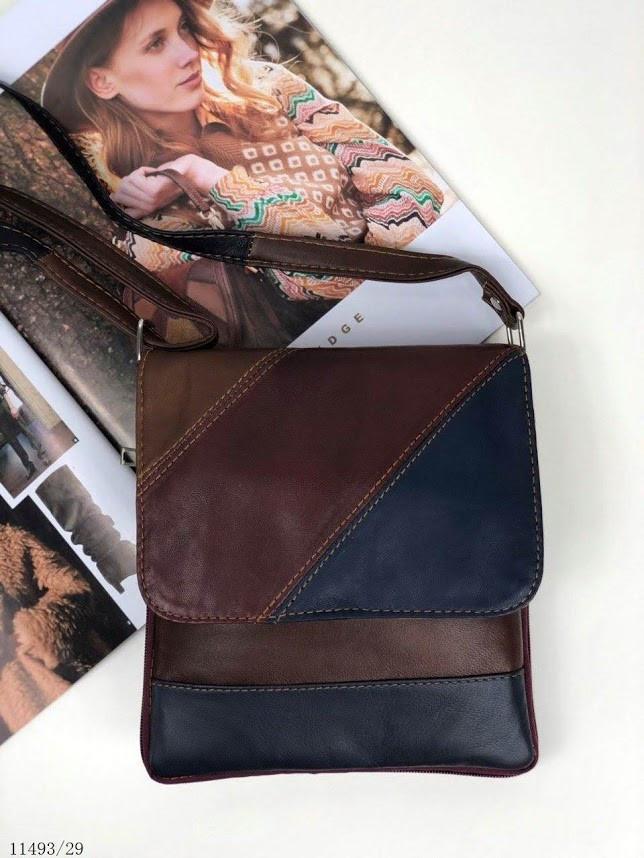 Сумка планшет женская кожаная через плечо сумка кроссбоди натуральная кожа