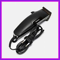 Машинка для стрижки волос профессиональная Gemei GM 806 (Черный)