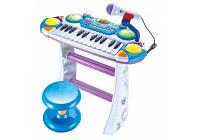 Детское пианино Joy Toy 7235 Музыкант с микрофоном KK