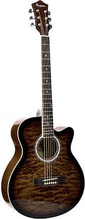 Акустическая гитара Kaysen K-403 BKS, фото 2