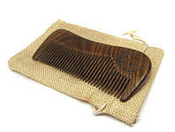Натуральный гребень для волос из сандалового дерева