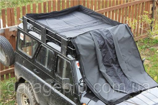 Сумка для речей на експедиційний багажник