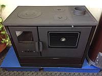 Чугунная печь с духовкой DUVAL ЕК-4020: обзор, фото, преимущества