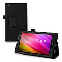 Кожаный чехол-книжка TTX с функцией подставки для Asus ZenPad C 7 Z170C/Z170CG