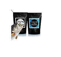 Double Fish для рыбы Приманка (15 г) + Прикормка (15 г) (Дабл Фиш)