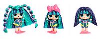Кукла ЛОЛ Сюрприз Модные прически с волосами и париками - LOL Surprise Hairvibes 564744, фото 4