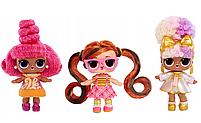 Кукла ЛОЛ Сюрприз Модные прически с волосами и париками - LOL Surprise Hairvibes 564744, фото 8