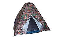 Палатка-автомат всесезонная Ranger Discovery RA 6603 Камуфляж 009460, КОД: 1218719