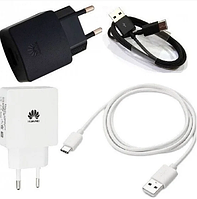 Сетевое зарядное устройство зарядка Huawei (Y) 2 в 1 Type-C оригинал для