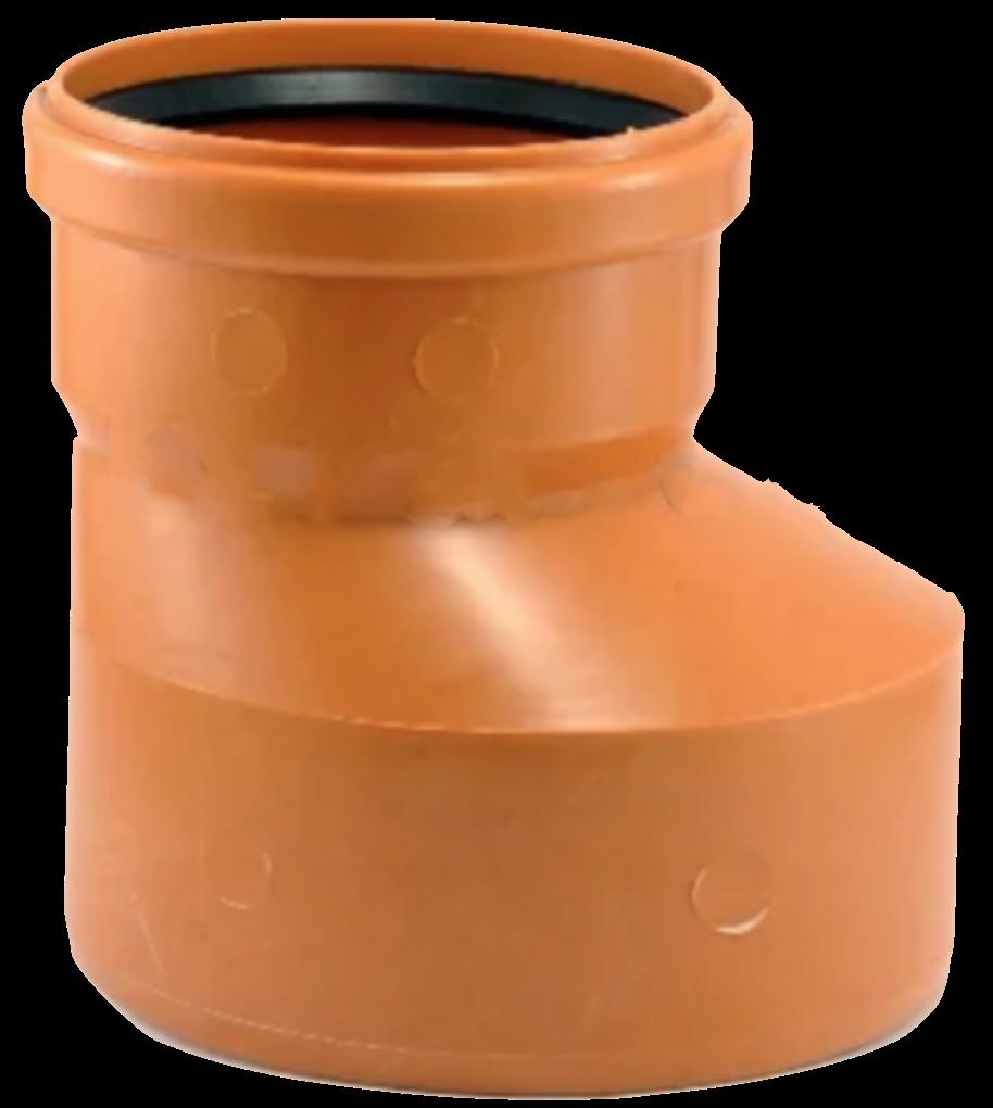 Редукция канализационная Ø250/200 для удаления навоза