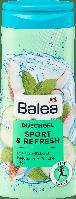 Увлажняющий гель для душа Balea Sport & Refresh, 300 мл., фото 1