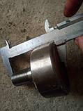 Ролик поршня Rivierre Casalis . Большой . Диаметр 70 мм. Размеры на фото ., фото 6